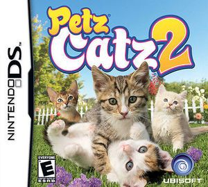 Petz Catz 2 - Nintendo DS Game Includes original Nintendo DS game cartridge and may include case and manual. All Nintendo DS games play on the Nintendo DS, DS Lite, and 3DS systems. All DK's games are