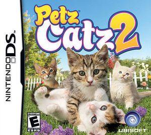 Petz Catz 2 - Nintendo DS Game Includes original Nintendo DS game cartridge and may include case and manual. All Nintendo DS games play on the Nintendo DS, DS Lite, and 3DS systems. All DK's games are