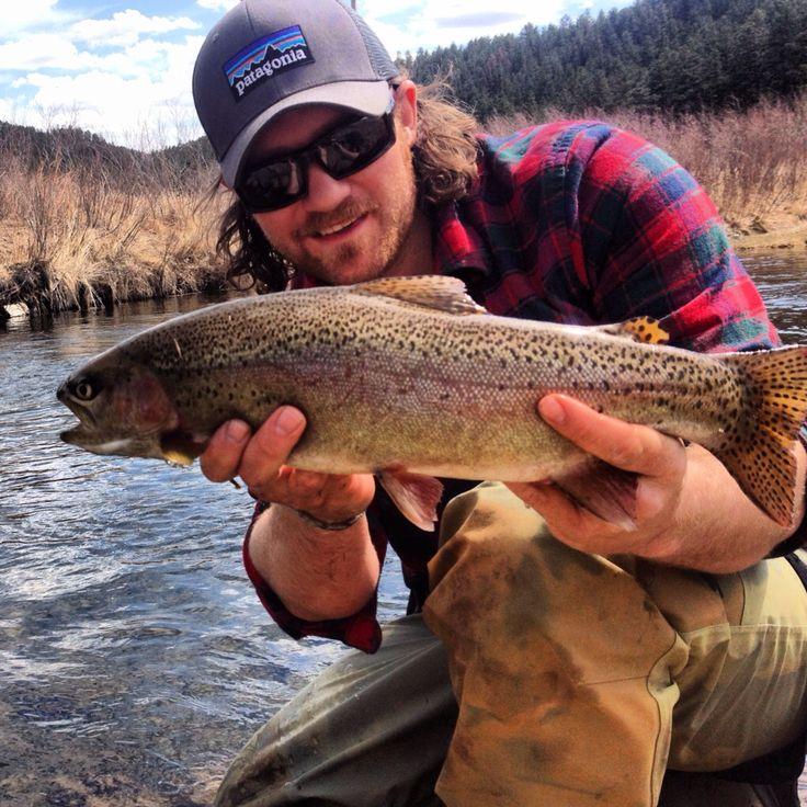 Spring in the black hills of south dakota fly fishing for Black hills fly fishing
