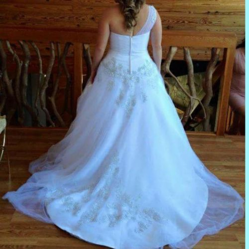 Discontinued Oleg Cassini Wedding Dresses