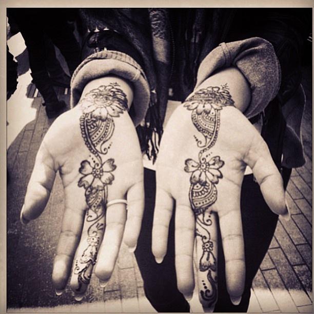 Na palma da mão
