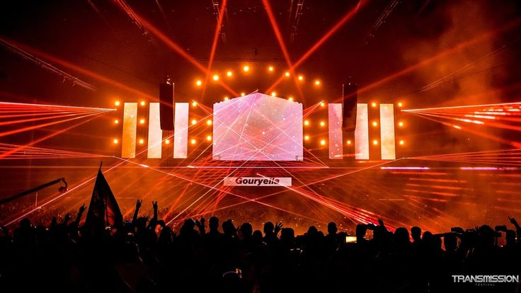 Ferry Corsten - Voema (Live @ Transmission Festival in Prague 2016) #Trance #Music #Video #YouTube