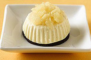 PHILADELPHIA Light No-Bake Individual Cheesecakes