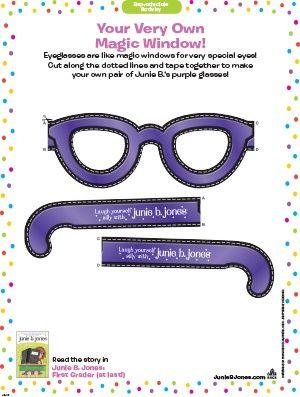 Random House | Junie B. Jones | Activities