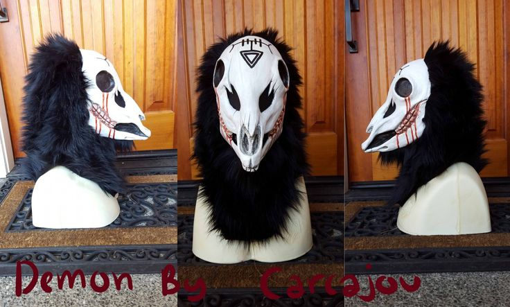 Demon Mask *FOR SALE*