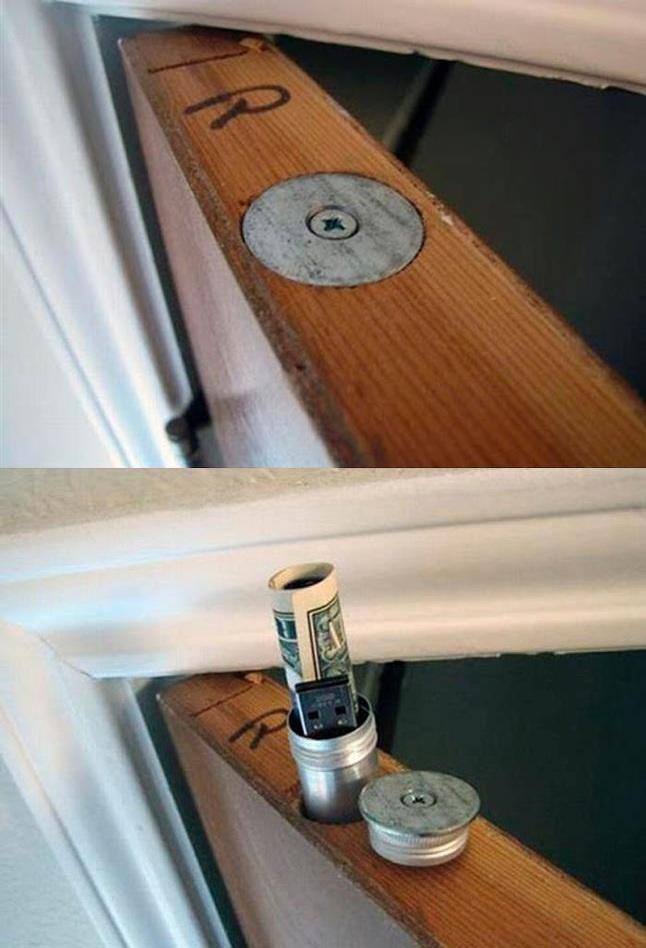 Hideout In the Door