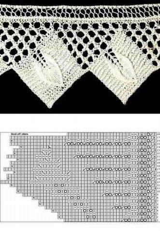 beautiful patterns knitting