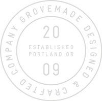 Design of grovemade's webiste