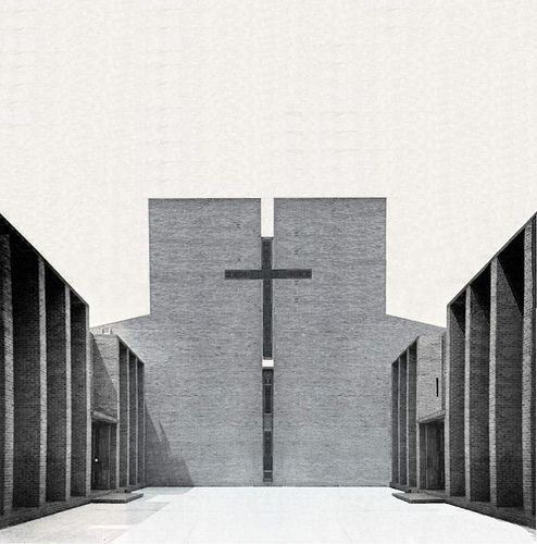 reformed church by salvatore gioitta #architecture #design #modern @codeplusform