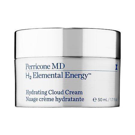 Browse unbiased reviews and compare prices for Perricone MD H2 Elemental Energy Hydrating Cloud Cream. I went to Sephora recently because I've been having dry skin. One of the employees recommended this to me. This moisturizing cream works differently than others in the fact that you're supposed to put this on after you cleanse, and before your serum. This had a really lightweight and smooth feeling, and does hydrate. I'm not sure this will 100% get rid of my dry skin, as nothing ...