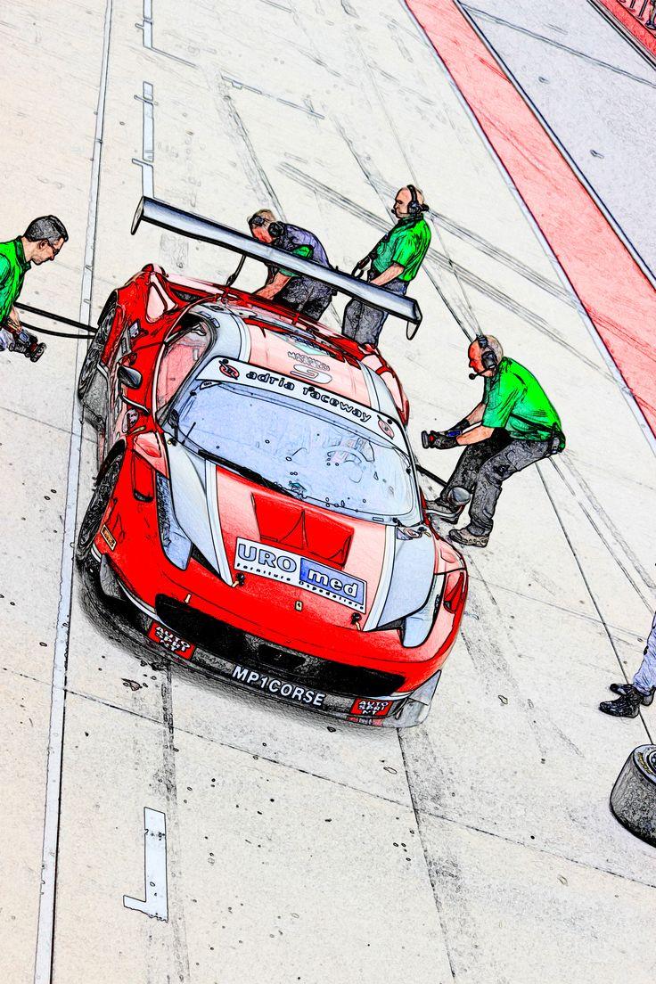 Italiano GT 2014 - MP 1 CORSE