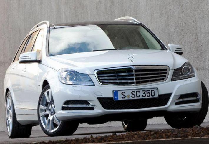 Mercedes C-Class Estate (S204) lease - http://autotras.com