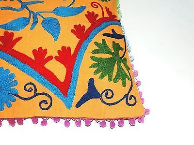 18-Decorative-Indian-Suzani-Embroidery-cushion-Case-pillow-cover-S-281