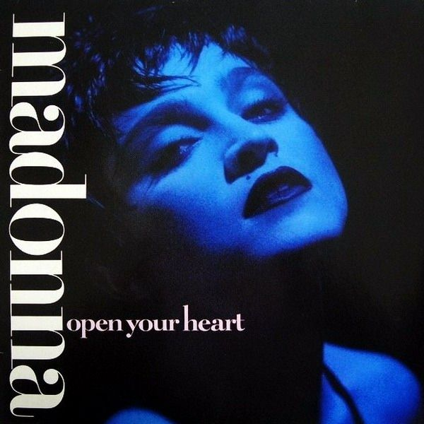 """""""Open Your Heart""""   17 Madonna Songs From The '80s That Will Instantly Put You In A Good Mood"""