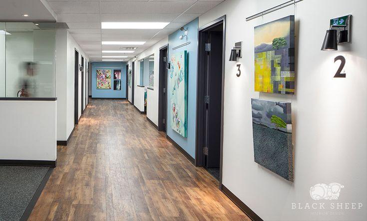 PORTFOLIO | Black Sheep Interior Design | Living City Health