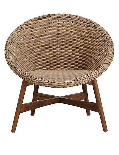 Capri Chair - Natural | M&S - 14 Best Garden Furniture Images On Pinterest Garden Furniture