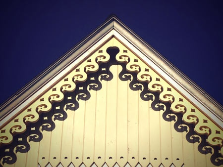 17 best images about carpenter gothic architecture on for Architectural gingerbread trim