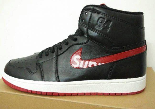 size 40 fc029 50380 Original Air Jordan 1 High Supreme