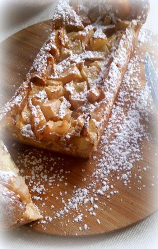 Simi´s Sattmacher: Apfelkuchen....