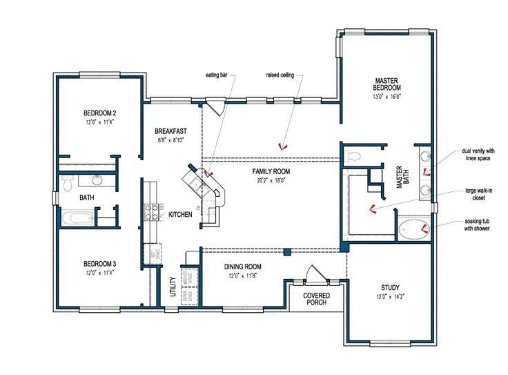 New Home Addition Floor Plans 10 Solution House Plans Gallery Ideas