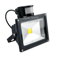 New 10W PIR Warm White LED Outdoor Exterior Wall Flood Light Security Floodlight 21.99 from ebay
