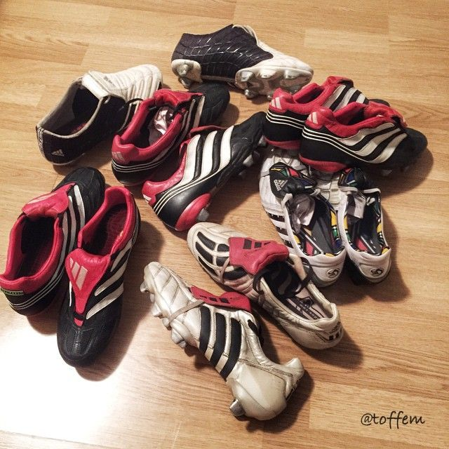 meet 674d7 a5fed ... have to clear out some of my boots -Adidas Predator ...