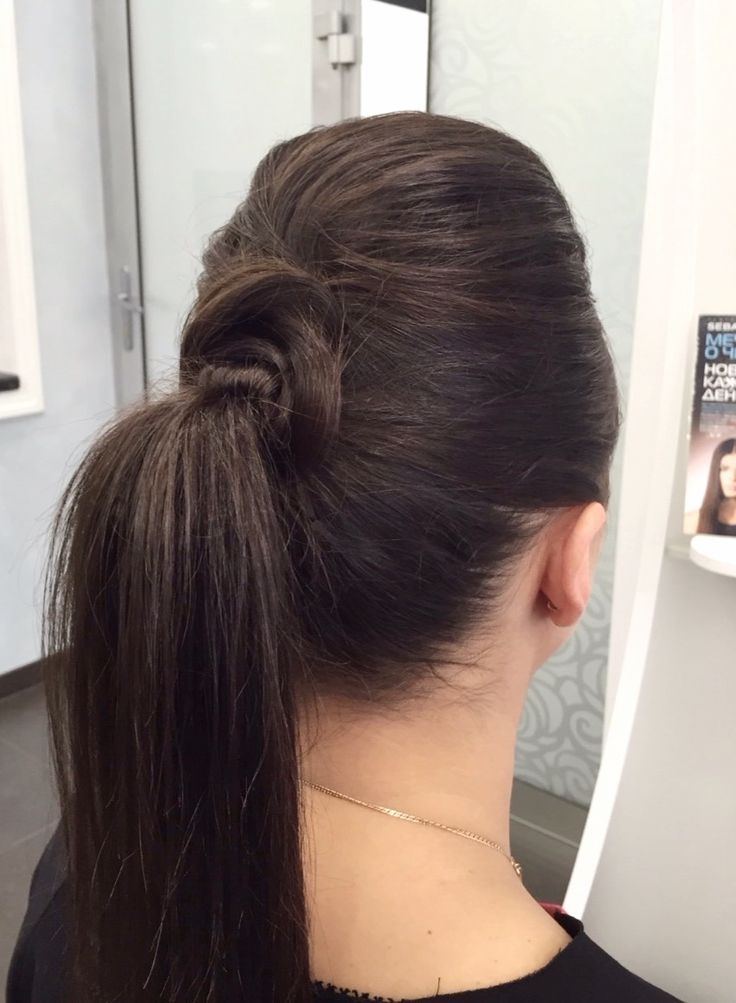 Укладка длинных волос от Марины Потылицыной #longhair #hairstyle #hairdo #evrosharmru #еврошарм