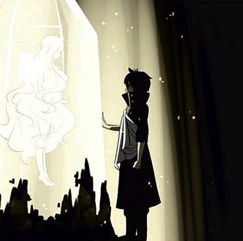 Mavis Vermilion (メイビス・ヴァーミリオン) & Zeref Dragneel (ゼレフ・ドラグニル)   Fairy Tail (フェアリーテイル), FT