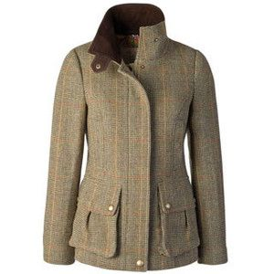 FIELD COAT - Womens Tweed Jacket in Coats & Jackets at the Joules Clothing
