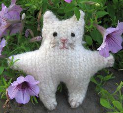 Free Amigurumi Dog Pattern | Free Amigurumi Patterns: Miuku the cat pattern