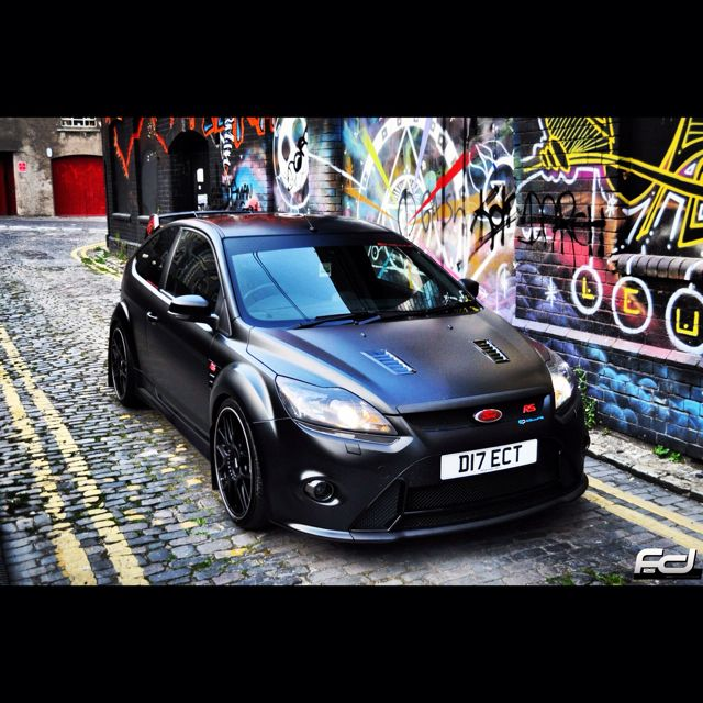 Ford Focus RS RS500 Optimus Edition