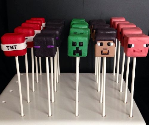 Video games are fun. Food not shaped like food is pretty fun too. So what's twice the fun? Food inspired by Minecraft. Check out these awesome cakes and bakes inspired by the awesome world that is ...