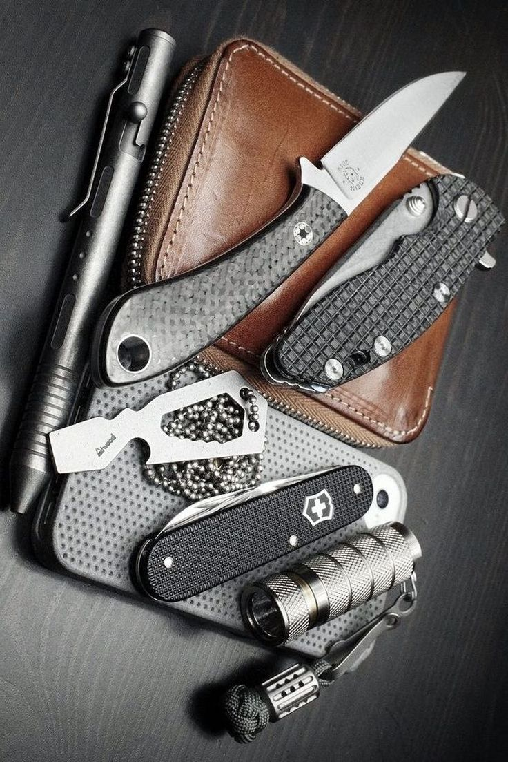1601 Best Edc Every Day Carry Images On Pinterest