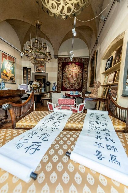 Antichità Piselli Balzano: 罗志先 / Luo Zhixian - 柴天鳞 / Chai Tianlin