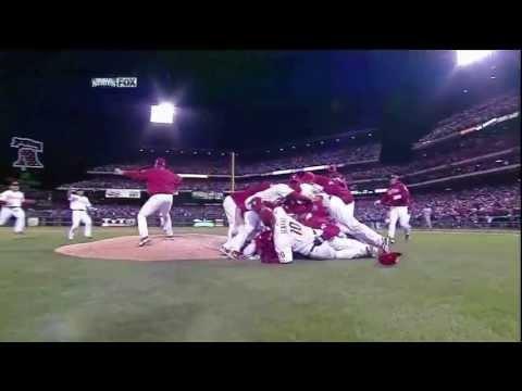 Phillies Win 2008 World Series