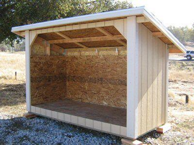Firewood Storage Plans | The Storage Cabinet