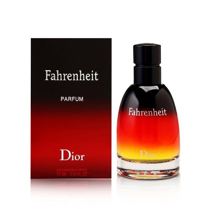 Fahrenheit Parfum by Christian Dior for Men - 2.5 oz Parfum Spray