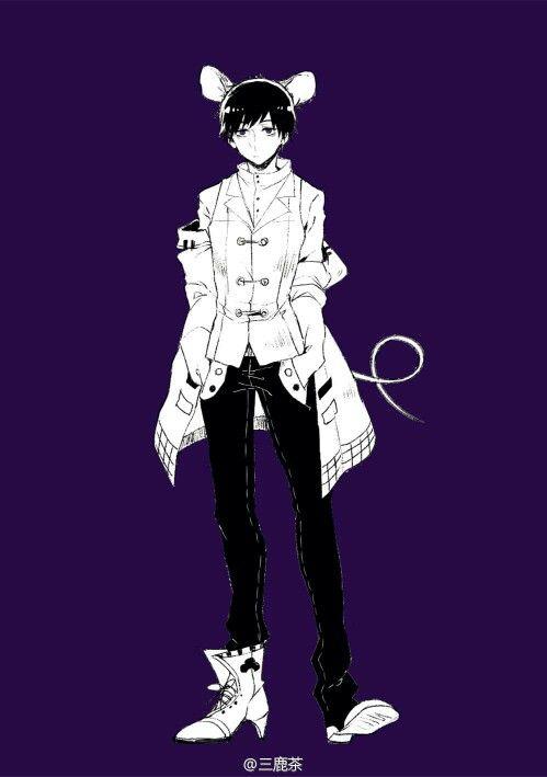 Osomatsu-san- Ichimatsu #Anime「♡」Wonderland