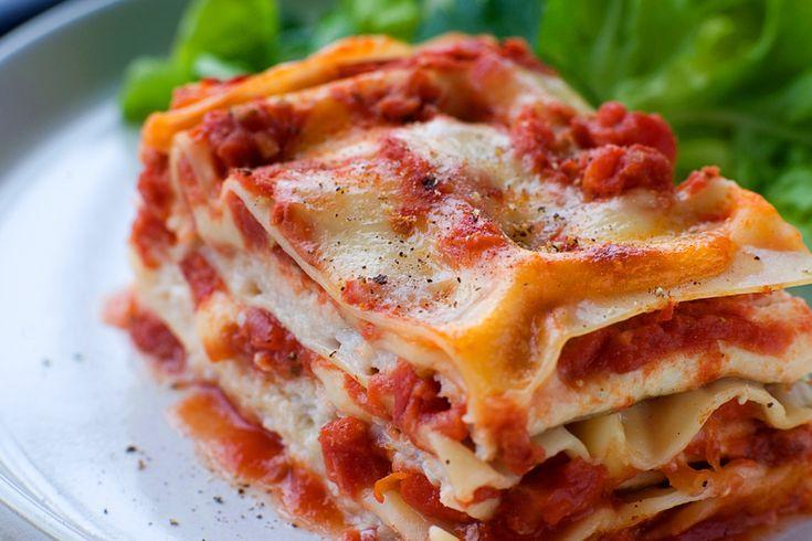 2gangeomugen: Lasagne med ising