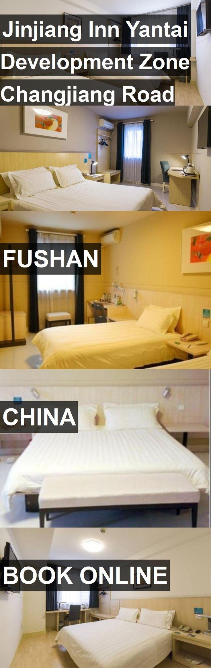 Hotel Jinjiang Inn Yantai Development Zone Changjiang Road Tianshan Road in Fushan, China. For more information, photos, reviews and best prices please follow the link. #China #Fushan #travel #vacation #hotel