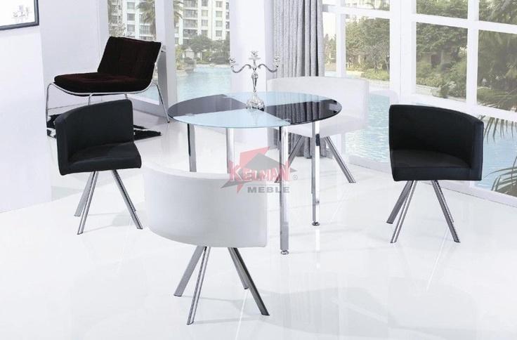 Zestaw kuchenny TB001 (stół + 4 krzesła)
