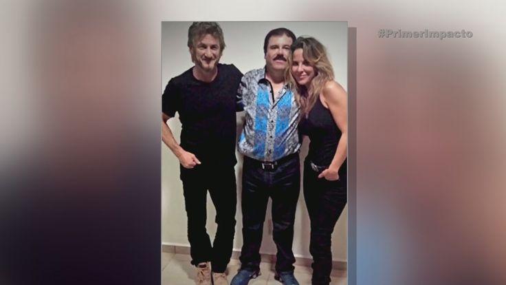 """Kate del Castillo rompe el silencio y habla sobre su entrevista con """"El Chapo"""""""