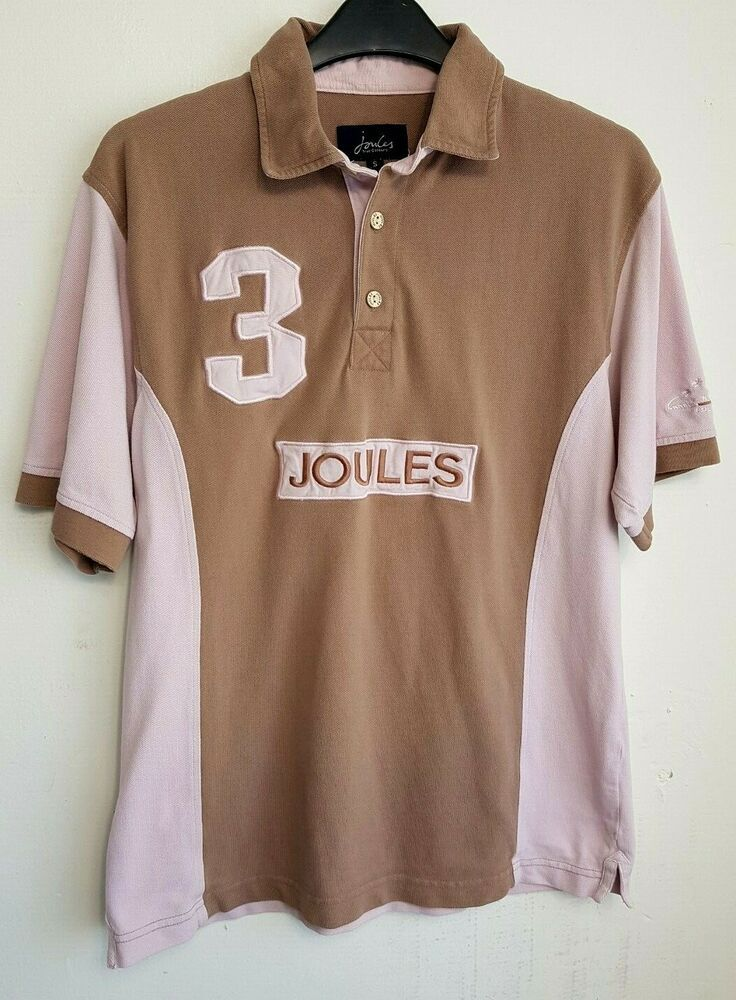 9b9c6996d24 JOULES WOMENS POLO RUGBY SHIRT S BEIGE PINK #fashion #clothing ...: Start.  Mens Rugby Shirts Ebay - DREAMWORKS: