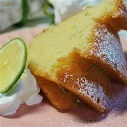 Key Largo Key Lime Pound Cake with Key Lime Glaze, photo by naples34102