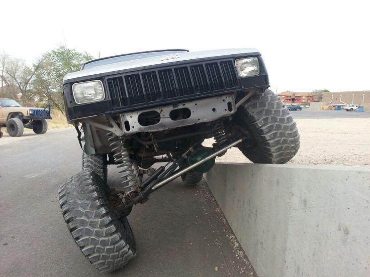 Jeep Cherokee xj flex