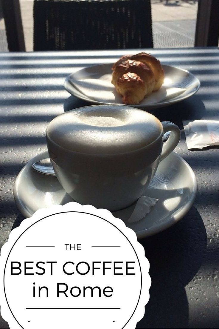 Where can you find the best coffee in Rome? Find here the best places for coffee in Rome, including the one locals consider the best of all: cafe sant Eustachio. best coffee in Rome / best espresso in Rome /best places in Rome for coffee