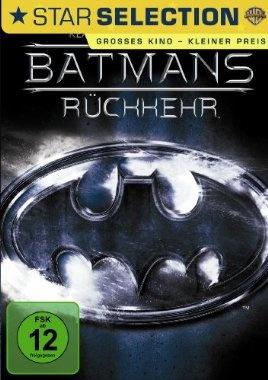 Batmans Rückkehr  1992 USA,UK      IMDB Rating 7,0 (124.759)  Darsteller: Michael Keaton, Danny DeVito, Michelle Pfeiffer, Christopher Walken, Michael Gough,  Genre: Action, Crime, Fantasy,  FSK: 12