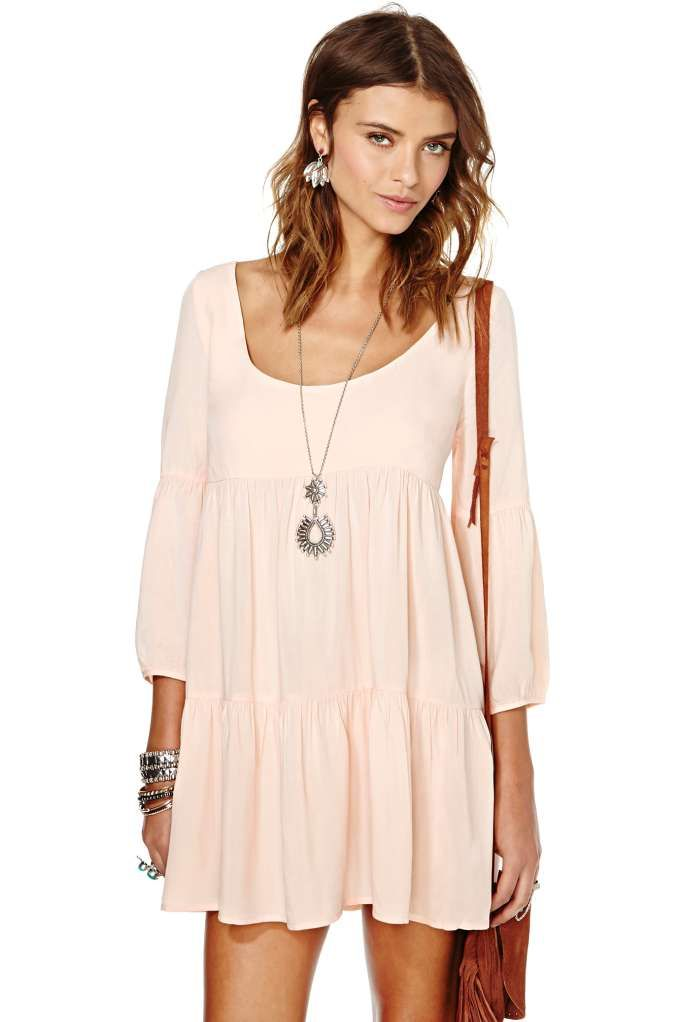 Nasty Gal Sweet Tart Babydoll Dress | Shop Dresses at Nasty Gal