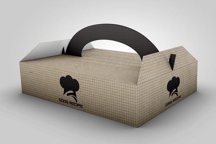 Packing knife and food design - Design de embalagem com criação de faca especial