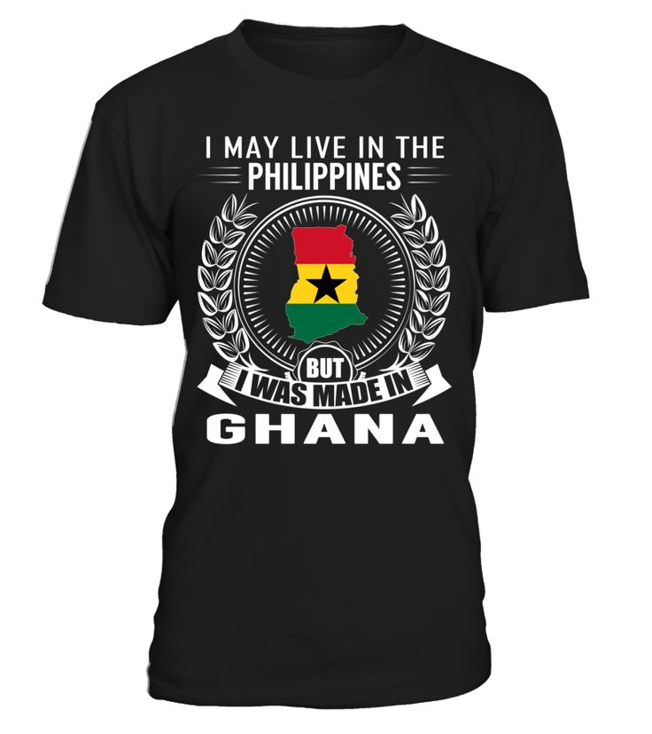 I May Live in the Philippines But I Was Made in Ghana #Ghana